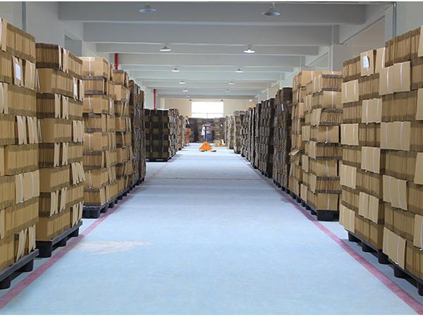 瓦楞纸箱厂房展示